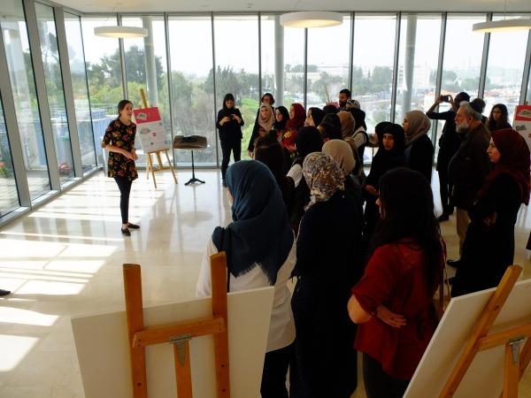 Girls' exhibition