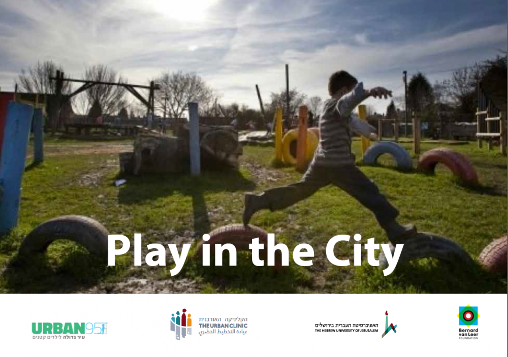 Play in the City in English